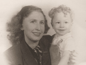 Mother and Son, 1949